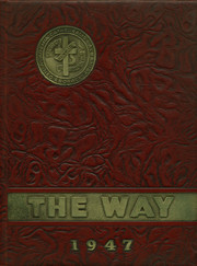 1947 Edition, Cathedral Academy - Way Yearbook (Albany, NY)