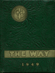 1949 Edition, Cathedral Academy - Way Yearbook (Albany, NY)