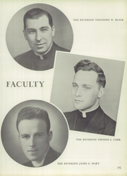 Page 13, 1949 Edition, Cathedral Academy - Way Yearbook (Albany, NY) online yearbook collection