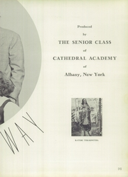 Page 7, 1949 Edition, Cathedral Academy - Way Yearbook (Albany, NY) online yearbook collection