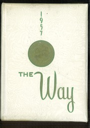 1957 Edition, Cathedral Academy - Way Yearbook (Albany, NY)