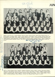 Page 54, 1957 Edition, Cathedral Academy - Way Yearbook (Albany, NY) online yearbook collection