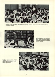 Page 65, 1957 Edition, Cathedral Academy - Way Yearbook (Albany, NY) online yearbook collection