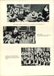 Page 66, 1957 Edition, Cathedral Academy - Way Yearbook (Albany, NY) online yearbook collection