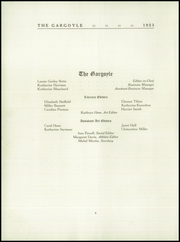 Page 12, 1923 Edition, Emma Willard School - Gargoyle Yearbook (Troy, NY) online yearbook collection