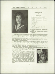 Page 16, 1923 Edition, Emma Willard School - Gargoyle Yearbook (Troy, NY) online yearbook collection