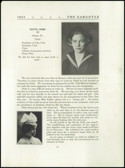 Page 17, 1923 Edition, Emma Willard School - Gargoyle Yearbook (Troy, NY) online yearbook collection
