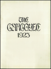 Page 7, 1923 Edition, Emma Willard School - Gargoyle Yearbook (Troy, NY) online yearbook collection