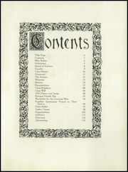 Page 9, 1923 Edition, Emma Willard School - Gargoyle Yearbook (Troy, NY) online yearbook collection