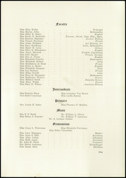 Page 13, 1924 Edition, Emma Willard School - Gargoyle Yearbook (Troy, NY) online yearbook collection