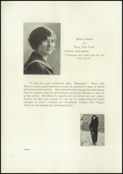 Page 16, 1924 Edition, Emma Willard School - Gargoyle Yearbook (Troy, NY) online yearbook collection