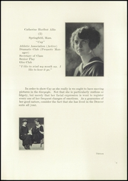Page 17, 1924 Edition, Emma Willard School - Gargoyle Yearbook (Troy, NY) online yearbook collection