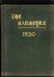 Page 1, 1930 Edition, Emma Willard School - Gargoyle Yearbook (Troy, NY) online yearbook collection
