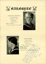 Page 15, 1930 Edition, Emma Willard School - Gargoyle Yearbook (Troy, NY) online yearbook collection