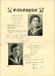 Page 17, 1930 Edition, Emma Willard School - Gargoyle Yearbook (Troy, NY) online yearbook collection
