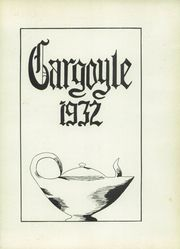 Page 7, 1932 Edition, Emma Willard School - Gargoyle Yearbook (Troy, NY) online yearbook collection