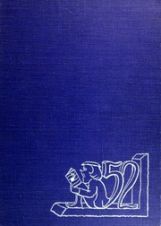 1952 Edition, Emma Willard School - Gargoyle Yearbook (Troy, NY)