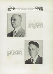 Page 13, 1928 Edition, Hackley School - Annual Yearbook (Tarrytown, NY) online yearbook collection