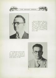 Page 14, 1928 Edition, Hackley School - Annual Yearbook (Tarrytown, NY) online yearbook collection