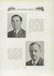Page 15, 1928 Edition, Hackley School - Annual Yearbook (Tarrytown, NY) online yearbook collection