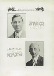 Page 17, 1928 Edition, Hackley School - Annual Yearbook (Tarrytown, NY) online yearbook collection