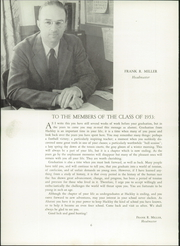 Page 10, 1953 Edition, Hackley School - Annual Yearbook (Tarrytown, NY) online yearbook collection