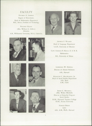 Page 11, 1953 Edition, Hackley School - Annual Yearbook (Tarrytown, NY) online yearbook collection