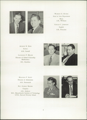 Page 12, 1953 Edition, Hackley School - Annual Yearbook (Tarrytown, NY) online yearbook collection