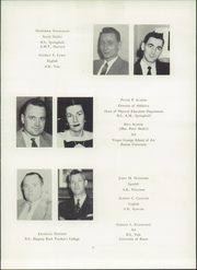 Page 13, 1953 Edition, Hackley School - Annual Yearbook (Tarrytown, NY) online yearbook collection