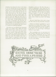 Page 17, 1953 Edition, Hackley School - Annual Yearbook (Tarrytown, NY) online yearbook collection