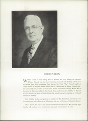 Page 8, 1953 Edition, Hackley School - Annual Yearbook (Tarrytown, NY) online yearbook collection