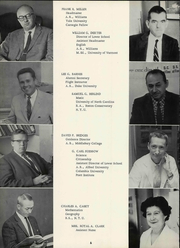 Page 10, 1963 Edition, Hackley School - Annual Yearbook (Tarrytown, NY) online yearbook collection