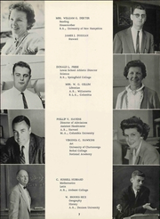 Page 11, 1963 Edition, Hackley School - Annual Yearbook (Tarrytown, NY) online yearbook collection