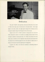 Page 8, 1963 Edition, Hackley School - Annual Yearbook (Tarrytown, NY) online yearbook collection