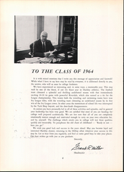 Page 10, 1964 Edition, Hackley School - Annual Yearbook (Tarrytown, NY) online yearbook collection