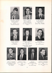 Page 12, 1964 Edition, Hackley School - Annual Yearbook (Tarrytown, NY) online yearbook collection