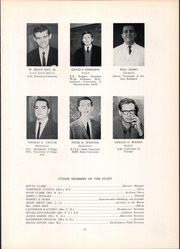 Page 15, 1964 Edition, Hackley School - Annual Yearbook (Tarrytown, NY) online yearbook collection