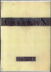 1942 Edition, Ithaca College - Cayugan Yearbook (Ithaca, NY)