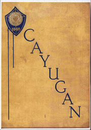 1949 Edition, Ithaca College - Cayugan Yearbook (Ithaca, NY)