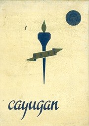 Page 1, 1951 Edition, Ithaca College - Cayugan Yearbook (Ithaca, NY) online yearbook collection