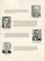 Page 13, 1951 Edition, Ithaca College - Cayugan Yearbook (Ithaca, NY) online yearbook collection