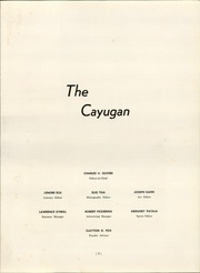 Page 7, 1951 Edition, Ithaca College - Cayugan Yearbook (Ithaca, NY) online yearbook collection