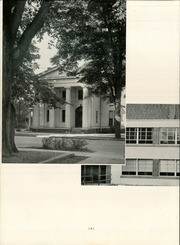 Page 8, 1951 Edition, Ithaca College - Cayugan Yearbook (Ithaca, NY) online yearbook collection