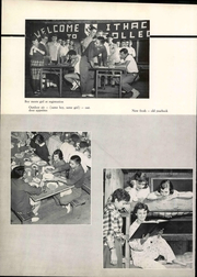 Page 10, 1956 Edition, Ithaca College - Cayugan Yearbook (Ithaca, NY) online yearbook collection
