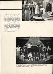 Page 11, 1956 Edition, Ithaca College - Cayugan Yearbook (Ithaca, NY) online yearbook collection