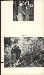 Page 13, 1956 Edition, Ithaca College - Cayugan Yearbook (Ithaca, NY) online yearbook collection