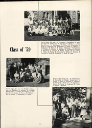 Page 17, 1956 Edition, Ithaca College - Cayugan Yearbook (Ithaca, NY) online yearbook collection