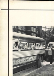 Page 8, 1956 Edition, Ithaca College - Cayugan Yearbook (Ithaca, NY) online yearbook collection