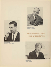 Page 12, 1963 Edition, Ithaca College - Cayugan Yearbook (Ithaca, NY) online yearbook collection