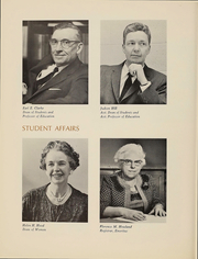 Page 16, 1963 Edition, Ithaca College - Cayugan Yearbook (Ithaca, NY) online yearbook collection